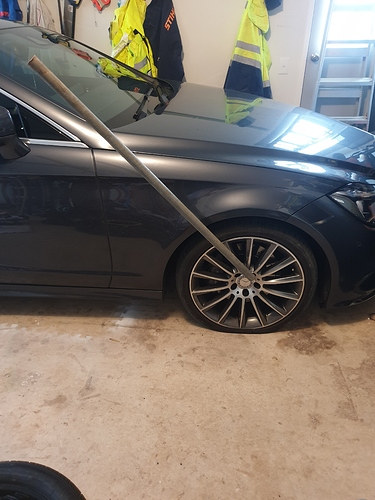 wheel removal