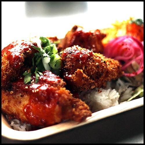 korean fried chicken sq