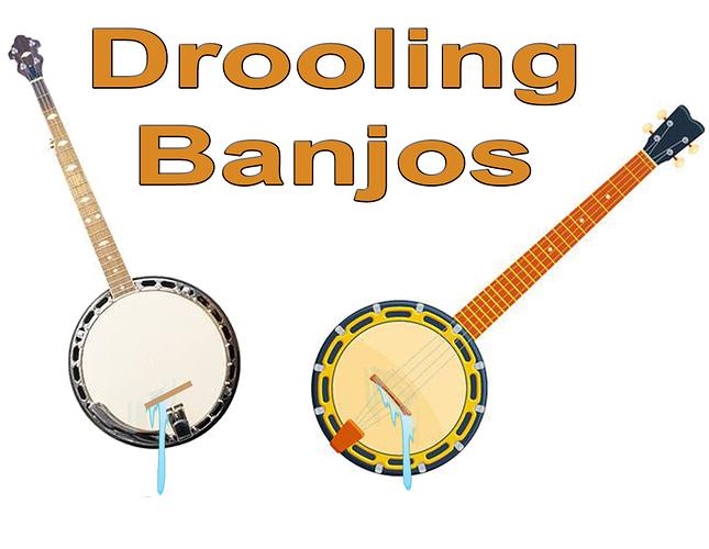 Drooling Banjos