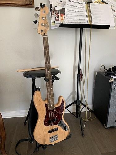 Fender - Jazz Bass, Special Edition