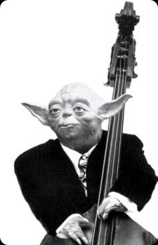 yoda bass