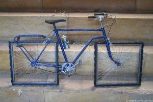 square bicycle